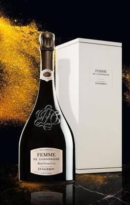 Femme de Champagne Grand Cru
